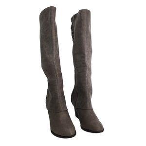 Fergalicious Tender Doe Heeled Boots Size 12M NWOB